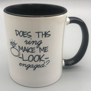 New Engagement Coffee Mug